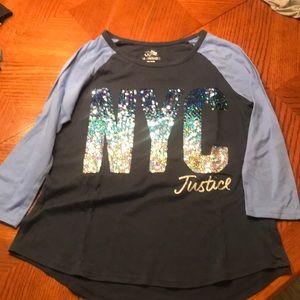 Justice Shirt